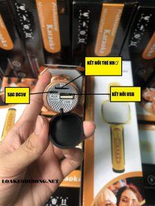 chuôi sạc thông minh kết nối USB và thẻ nhớ